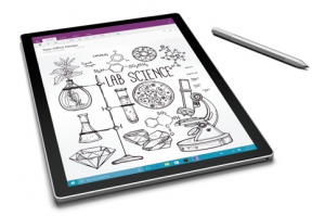 Tablet computer and pen